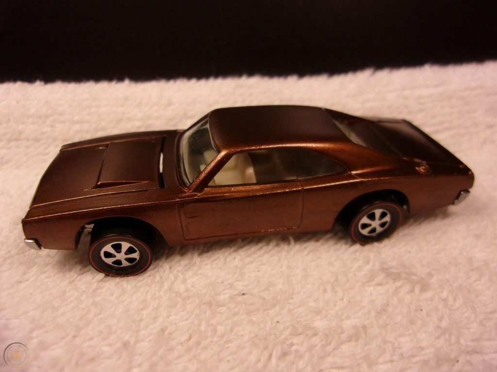Brown Custom Charger