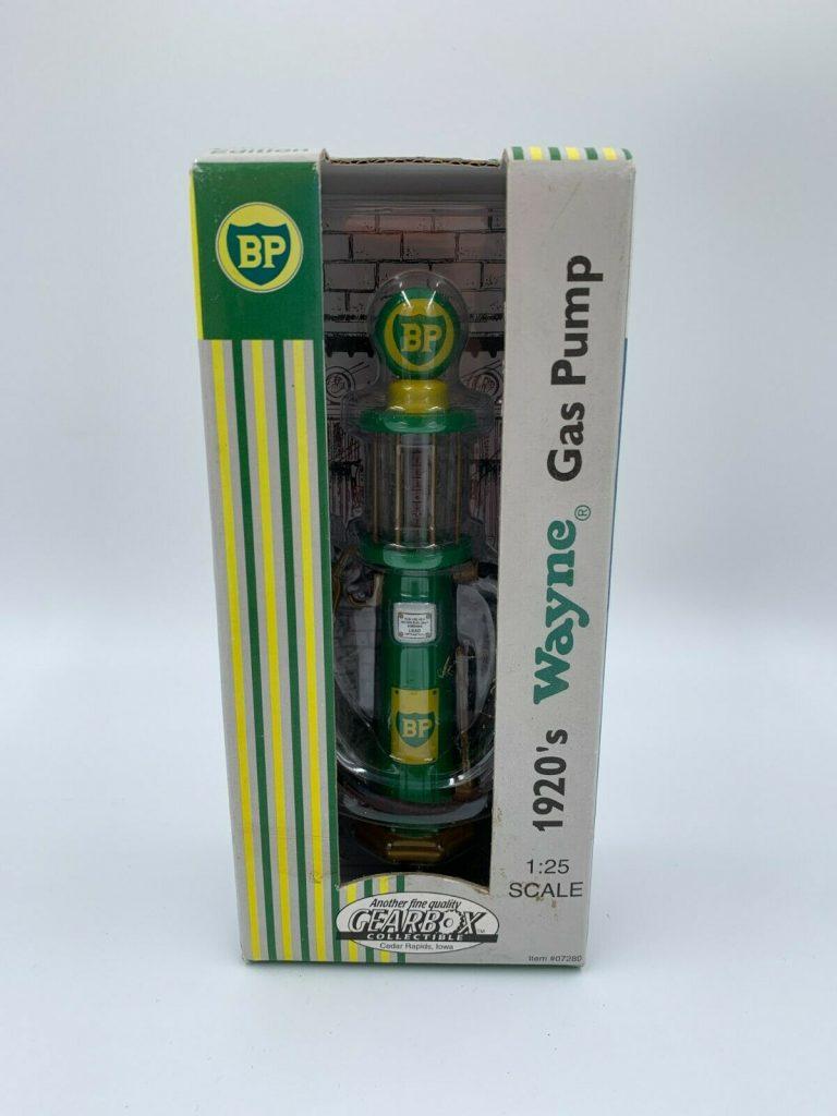 Gearbox Collectible 1920's Wayne Gas Pump
