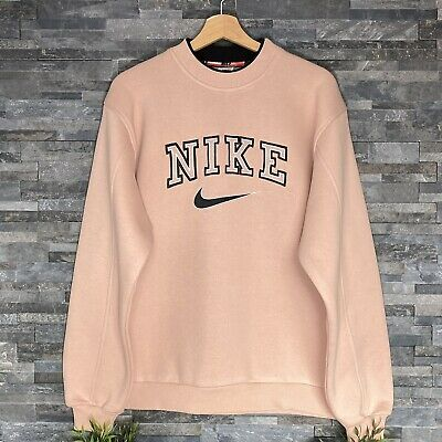 Nike Big Spell Out Logo 90s Sports Vintage Sweatshirt