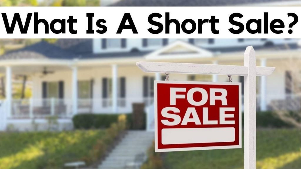 What is a short salein real estate