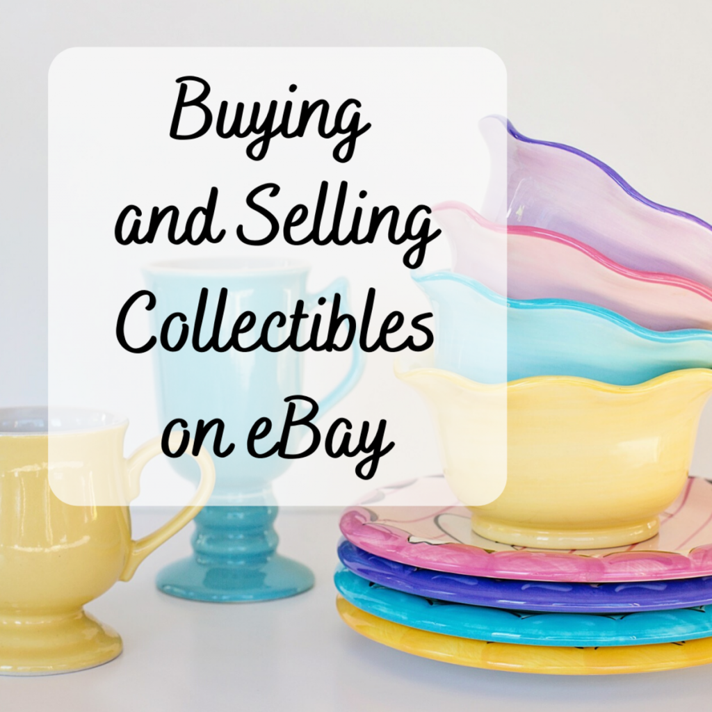 How to sell collectibles online
